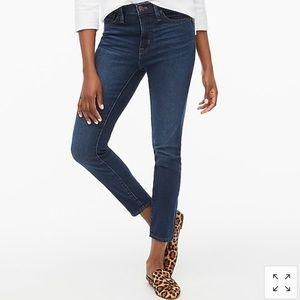 JCREW skinny jean in perfect blue wash
